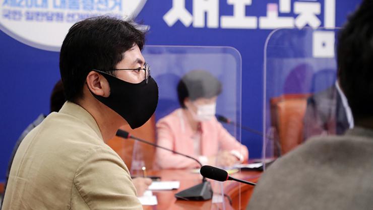 """'與청년최고위원' 이동학 """"전국민 생활체육, 설 자리 위축"""""""
